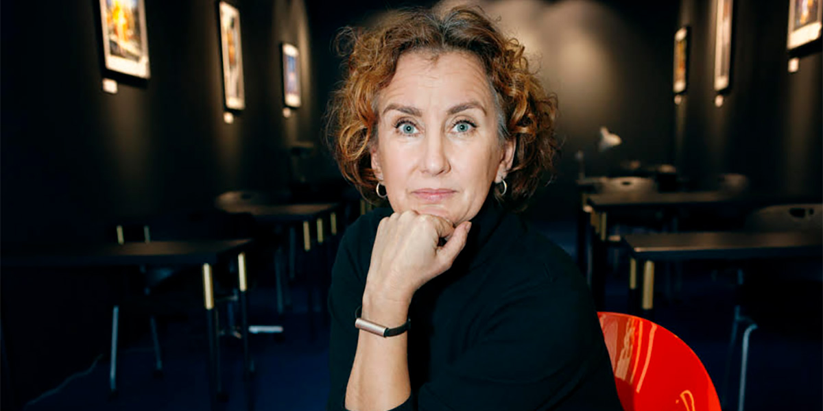 Eva Helmersson (foto: Johanna Henriksson)